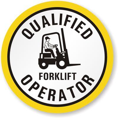 Licensed forklift operator needed!