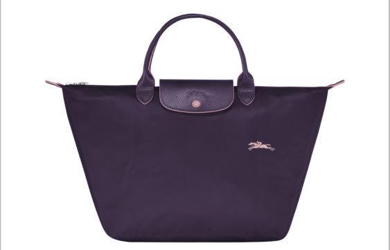Longchamp Le Pliage Club (Myrtille)