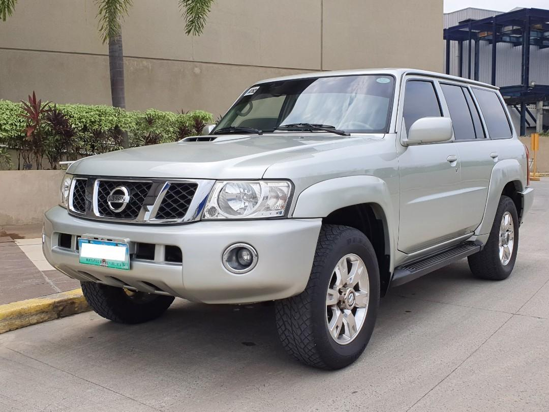 Nissan Patrol Super Safari Auto Cars For Sale Used Cars On Carousell