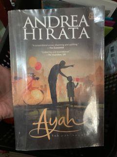 Novel Andrea Hirata