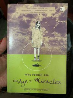 Novel Karen Thompson Walker