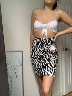 NWT work skirt (small)