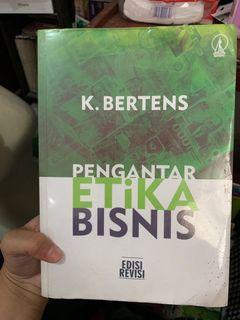 Pengantar Etika Bisnis - K Bertens