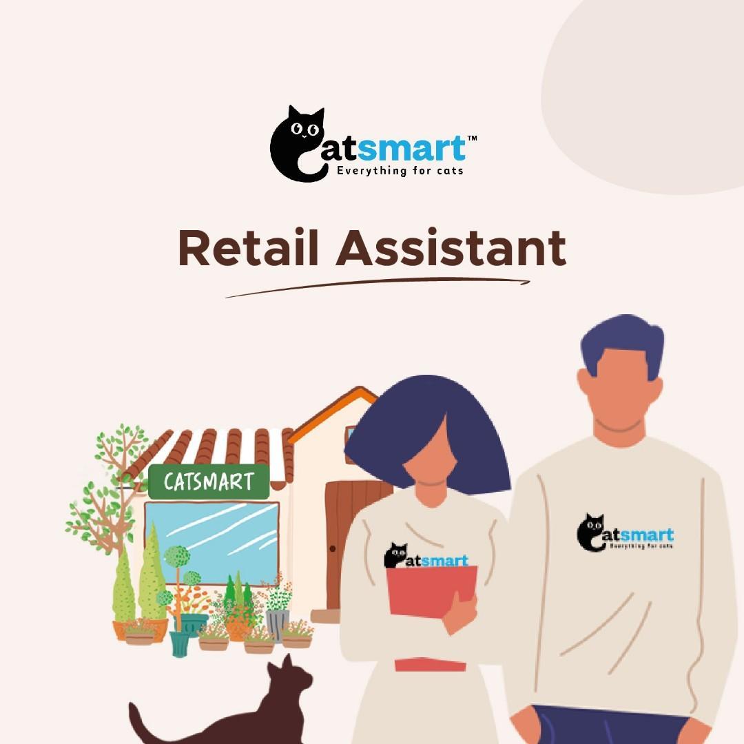 Pet Shop Retail Assistant