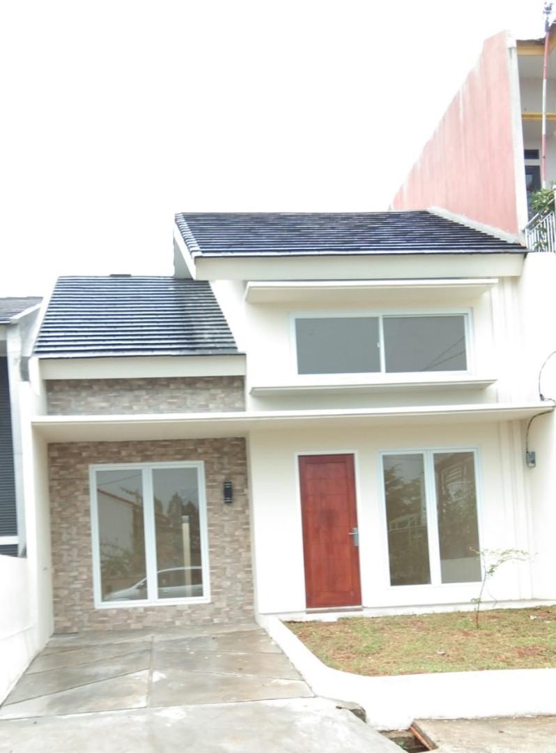 Rumah minimalis dekat kawasaki industri di Cikeas residence