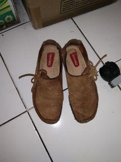 Reprice#Sepatu kulit asli