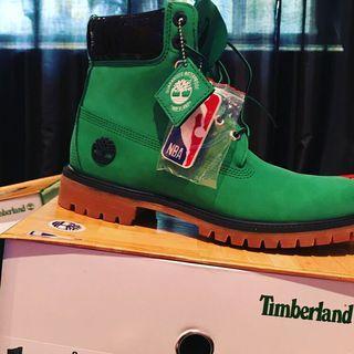 Timberland x Celtics
