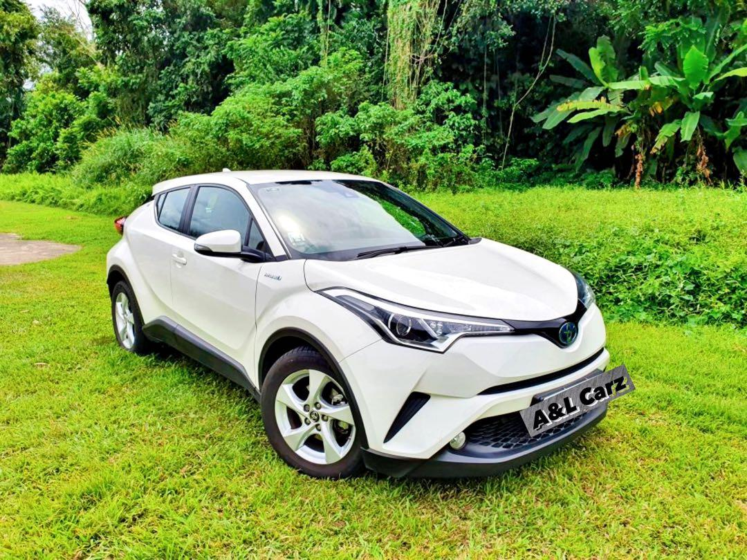 Toyota C-HR Hybrid For Sell! $0 Driveaway! Include Insurance!