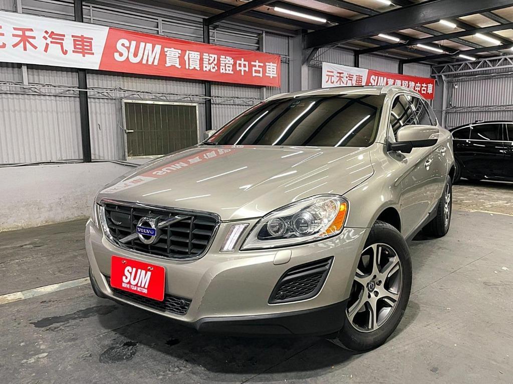 正2012年出廠 Volvo XC60 T5 旗艦版
