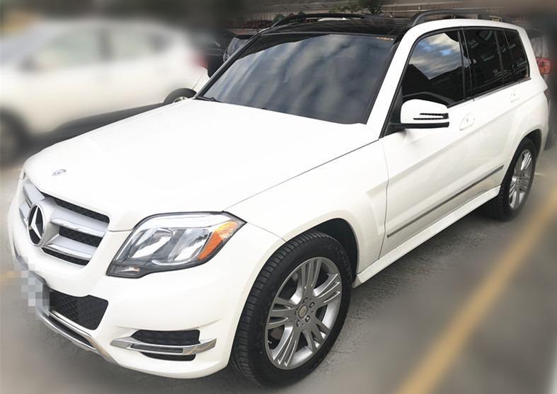 售 2011年 Benz GLK350 白 車體美 車況佳