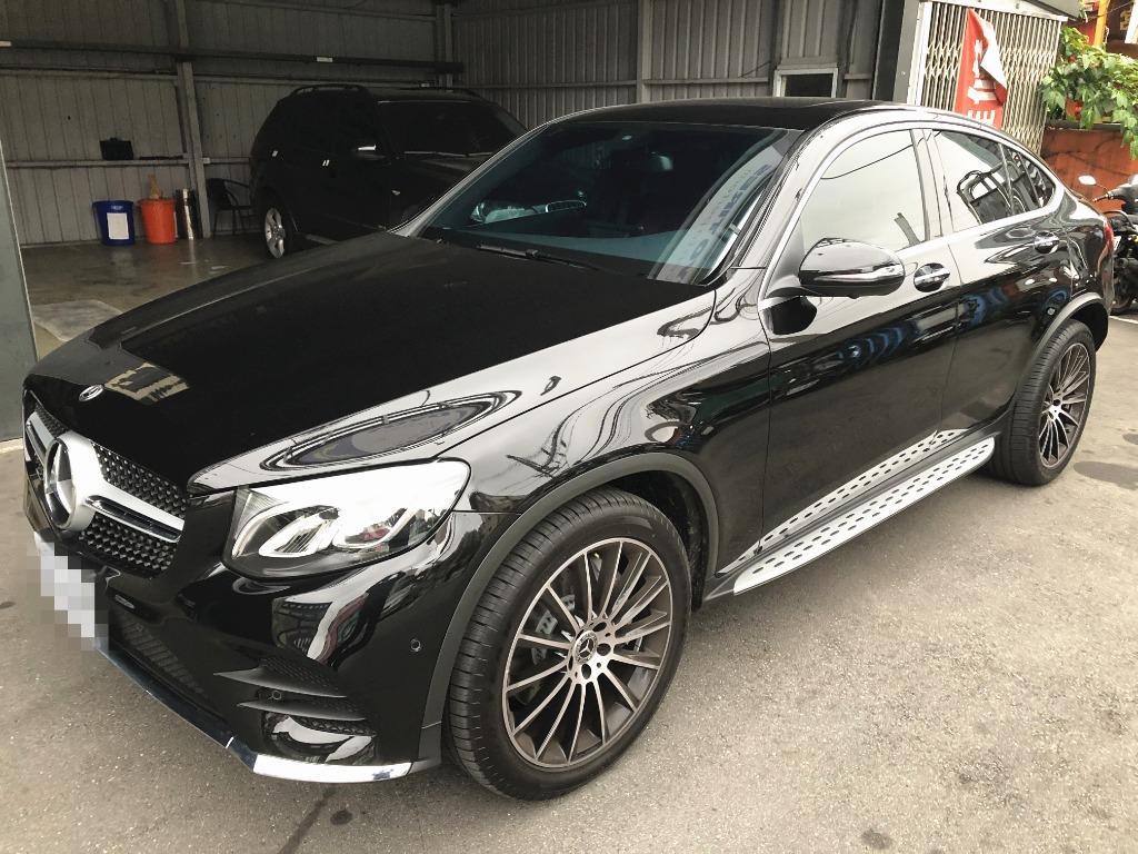 售 2015年 Benz GLC300 黑 車體美 車況佳