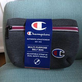 Champion gray belt bag Fanny pack