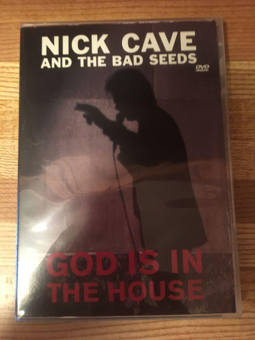 DVD-NICK CAVE AND THE BAD SEEDS