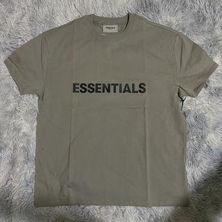 Essentials Fear of God Cement Tee