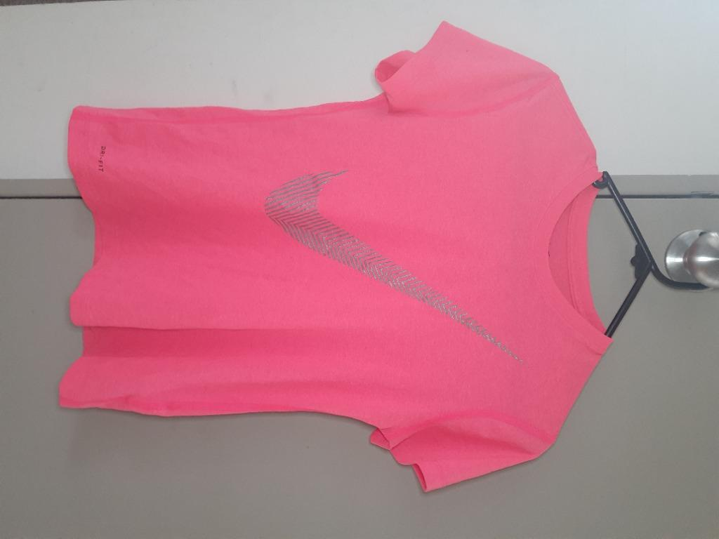 Girls Nike Sports Top - Size Youth Large (Would Fit 10-12)