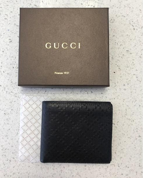 Gucci Wallet Authentic and used