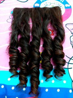 Hairclip Curly