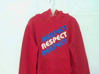 Hoodie respect