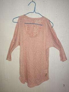"""Jessica Simpson Open shoulder Blouse """"New Arrival from Hong Kong"""""""