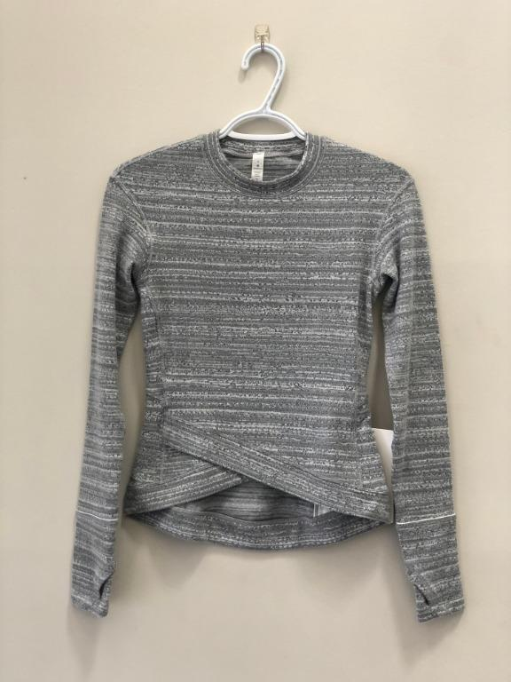 Lululemon Close to Crossing Long Sleeve Size 2