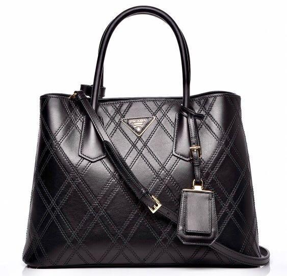 New Prada bag with receipt and authentic