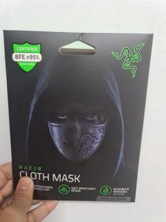 Razer Cloth Mask (Black M)