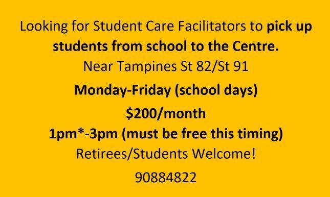Student Care Helper