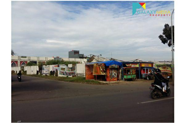 Tanah Komersil Cocok untuk Minimarket, Perkantoran, Cafe di Bandung