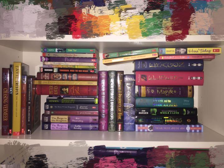 30+ hardcover and softcover books