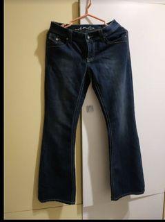 牛仔長褲短褲
