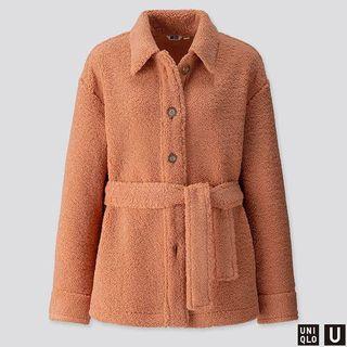 全新 原價1990 Uniqlo 泰迪熊外套