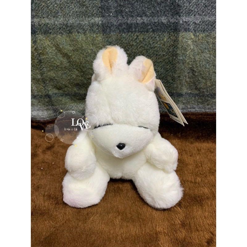 賤兔 6吋 娃娃 小收納 側背 收藏
