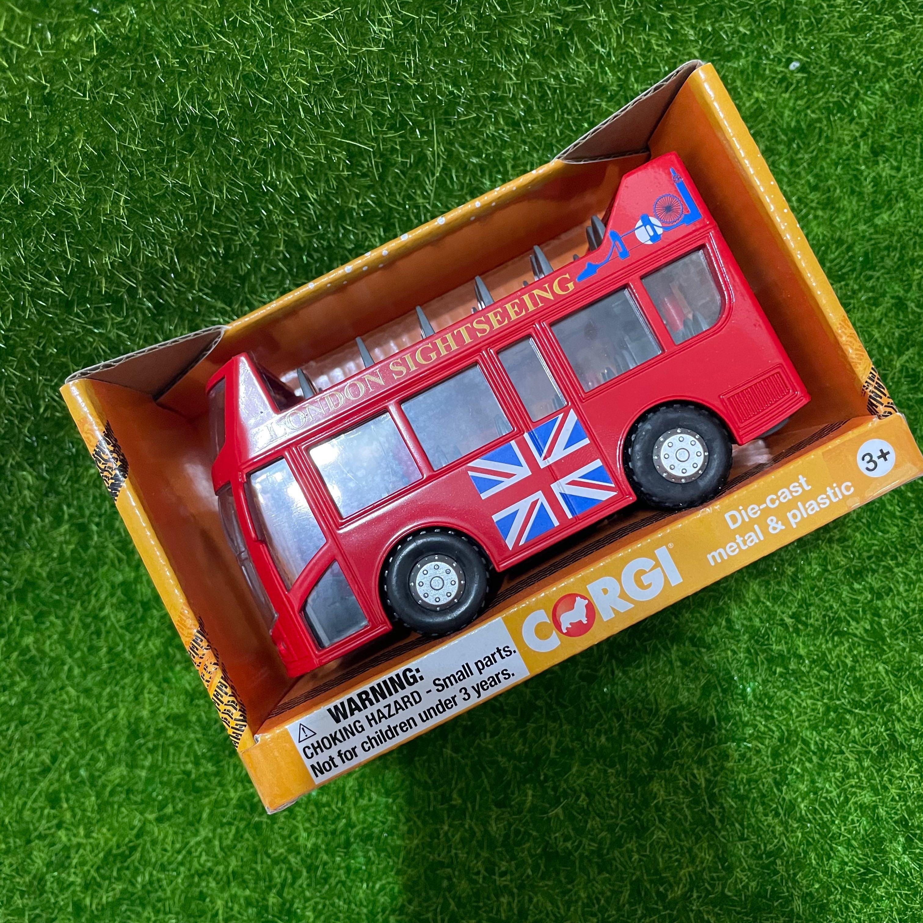 玩具車 車子 車車 倫敦巴士