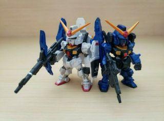 歡迎交換 4款 Fw Gundam Converge Gundam MK II MK 2 Metallic 金屬海外限定版 及 40