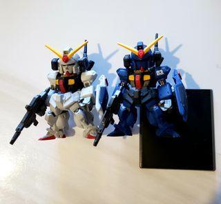 歡迎交換 5款 Fw Gundam Converge MK II MK 2