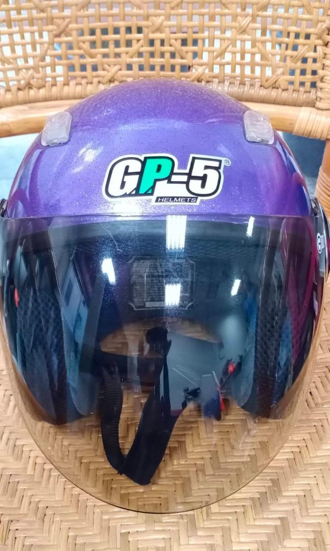 全新 GP-5全罩式 通風孔 內裡可拆 安全帽