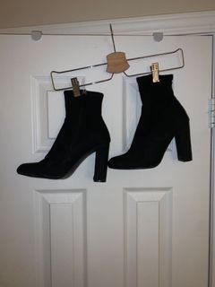 Aldo sock boots