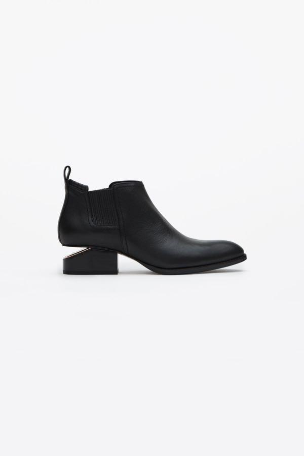 alexander wang kori boots ankle