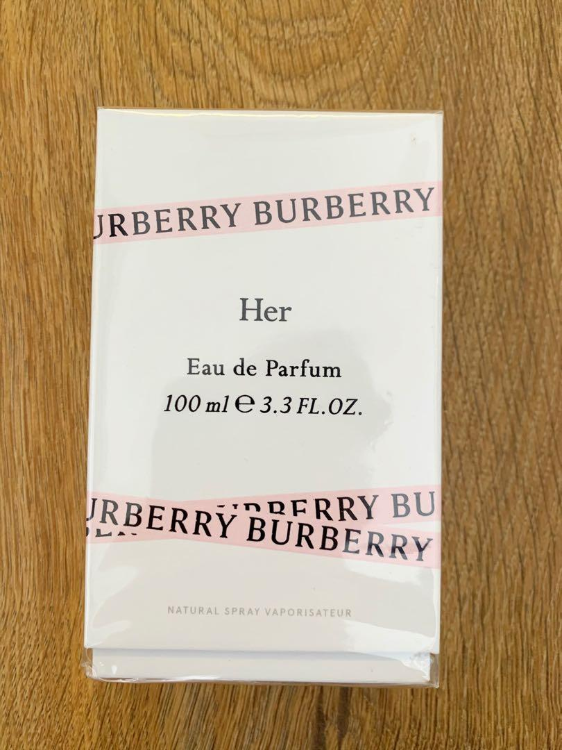 Burberry Her by Burberry 100ml EDP