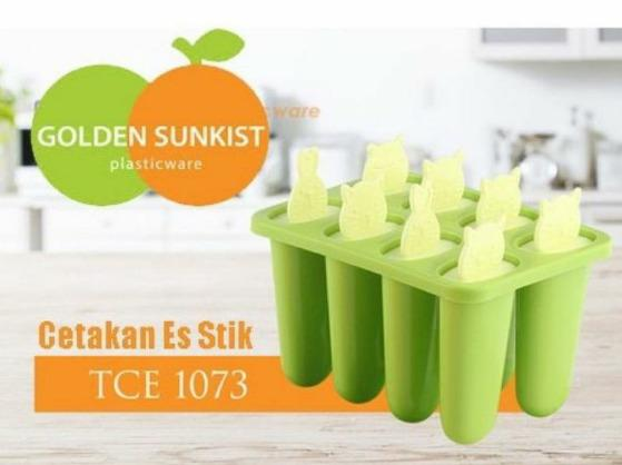 Cetakan Ice Cream Golden Sunkist