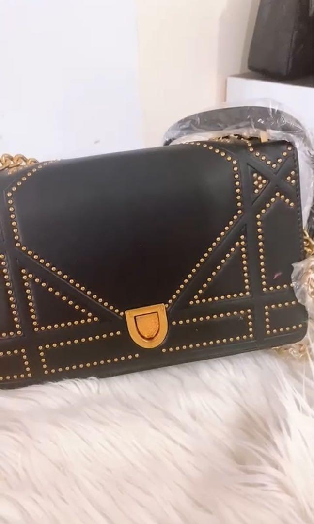 Christian Dior Bag Diorama Authentic Gift