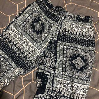 Cotton On Drapey Pants Bohemian