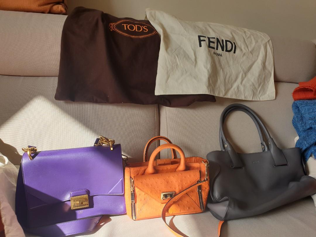 Fendi DVF TOD's肩背包手提包4990''起''喔
