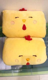 Hand warmer Miniso pillow Chicken