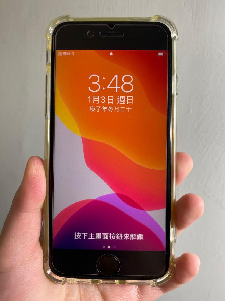 iPhone 8 64gb 曜石灰