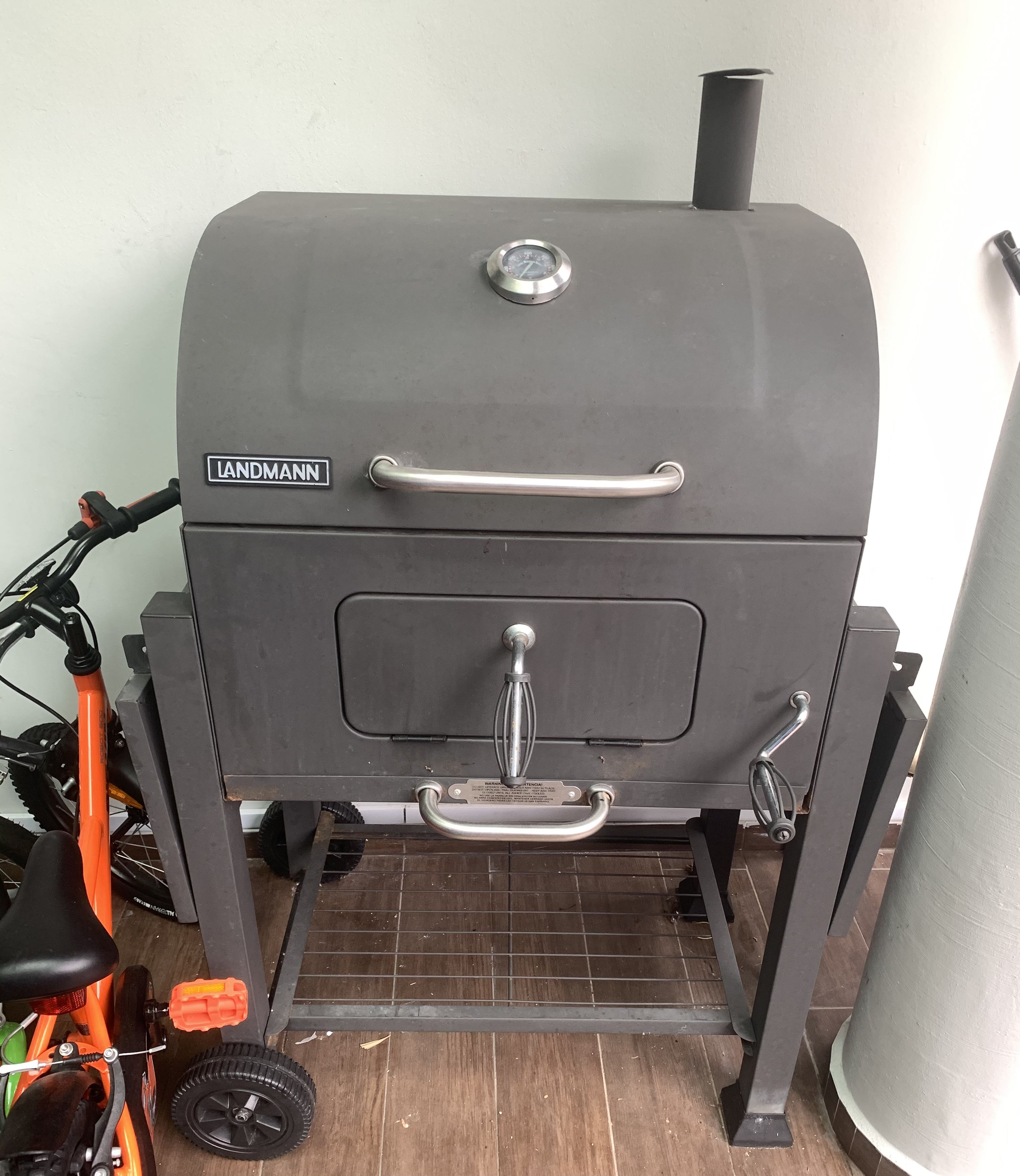 Landmann Vista Charcoal Grill Clearance Furniture Others On Carousell