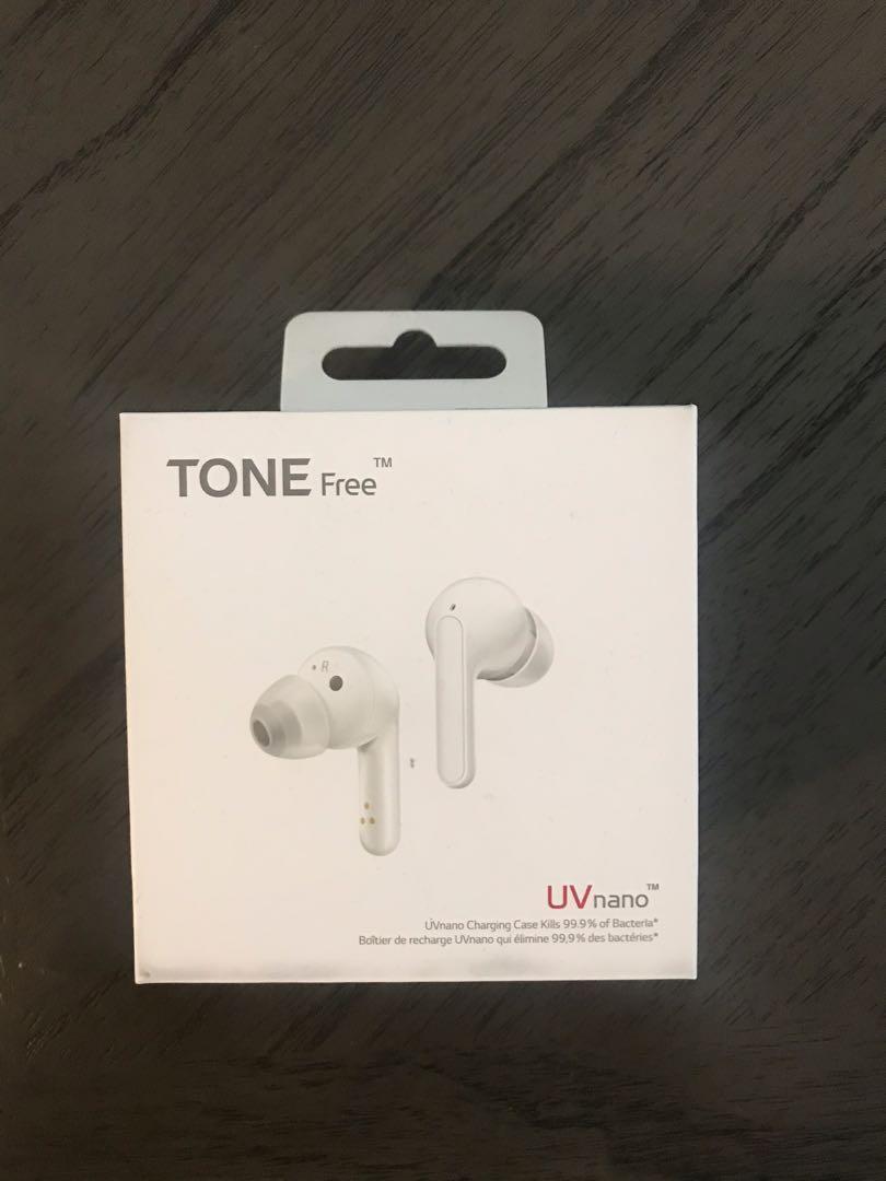 LG Tone Free Earphones