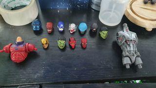 Marvel head
