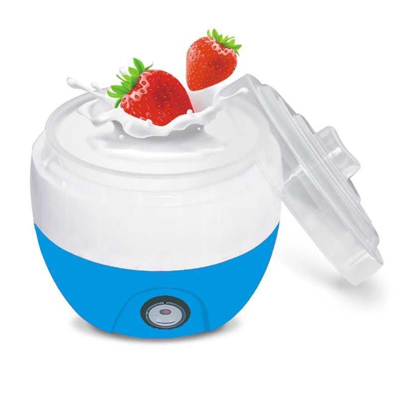 Mesin Pembuat Yogurt Maker Electric Machine - Biru