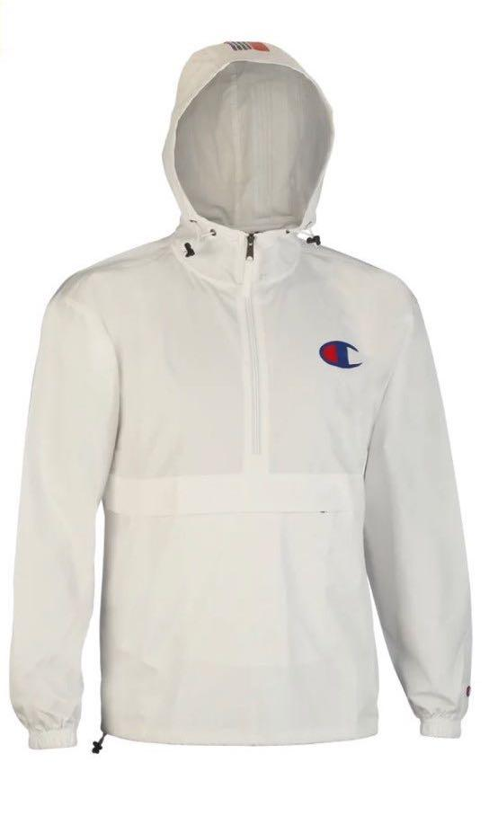 New Champion Windbreaker